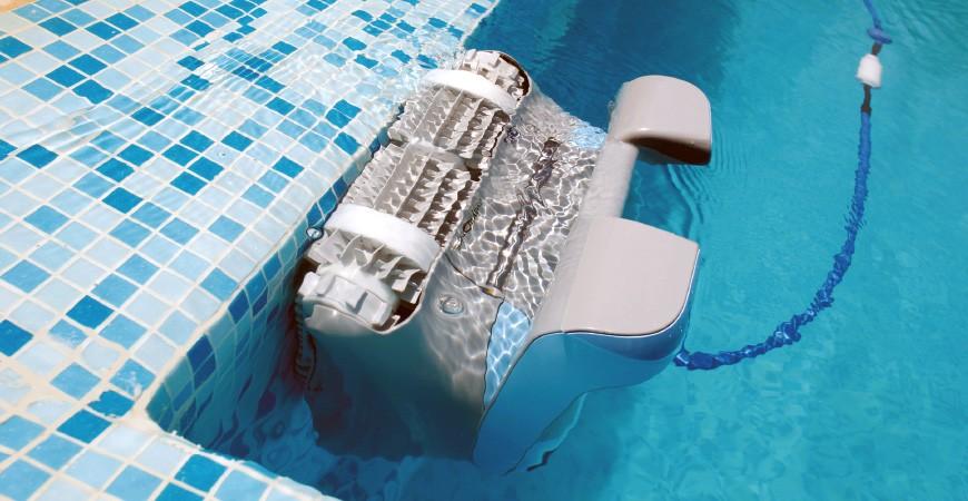 Dolphin Zenit: robots para disfrutar de tu piscina