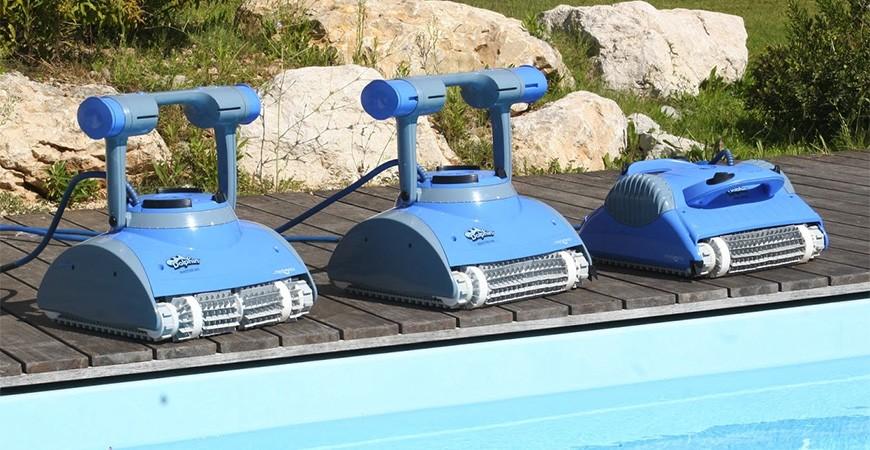 Dolphin Master: un robot para cada piscina